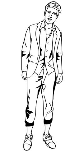 Все, что нужно знать о дресс-коде: виды, значение, примеры и правила мужского и женского дресс-кода - фото №54