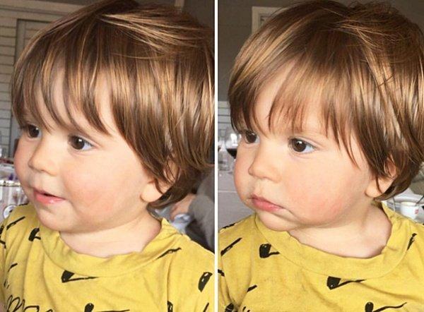 Саша Пике Мебарака сын Шакиры фото