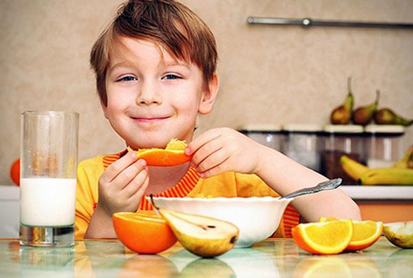 Как укрепить иммунитет ребенка зимой | HOCHU.UA