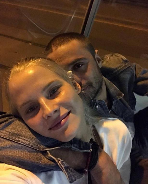 Глинников побился со своей девушкой