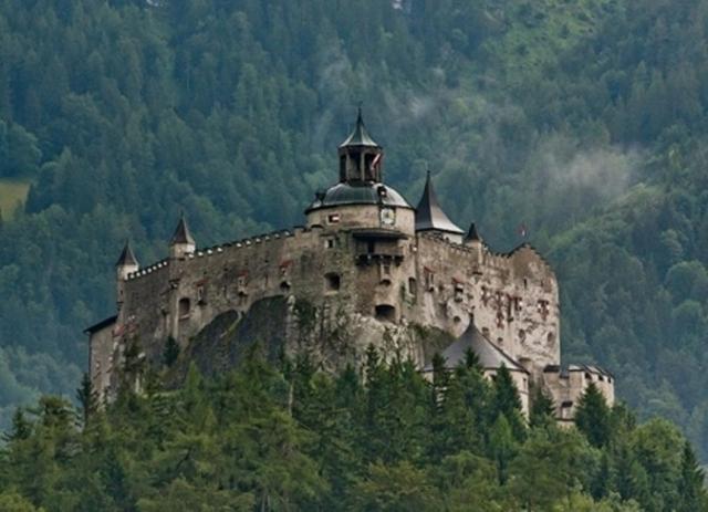 Достопримечательности Австрии | 463x640