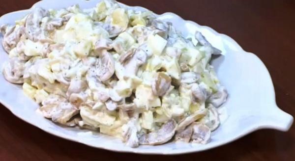 Салат с крабовыми палочками: топ 5 вариантов - фото №3
