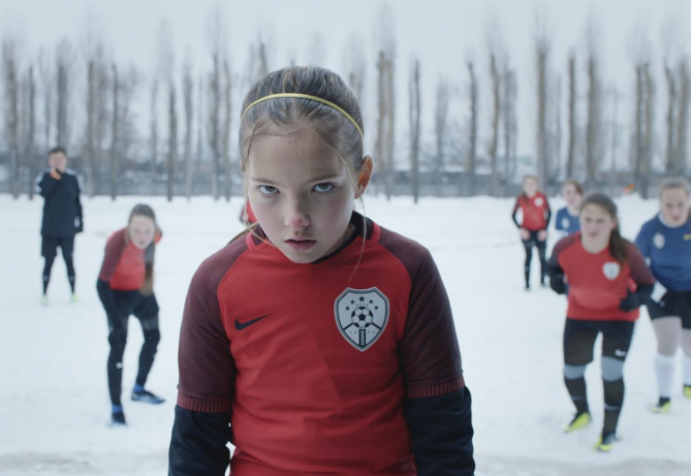 Мотивирующие видео Nike: восточные женщины, Girls Power и равенство для всех