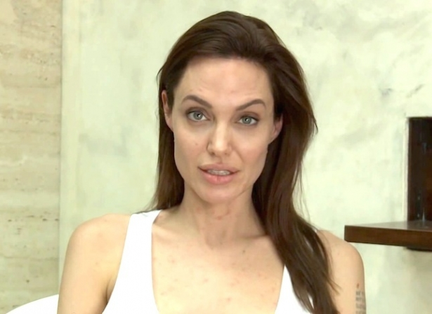 Русская девушка красива и без макияжа