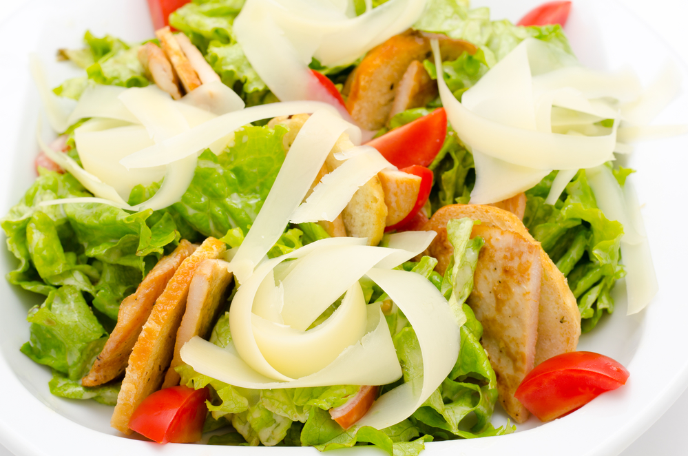 «Блины Цезарь»: рецепт популярного блюда в нестандартной подаче - фото №1