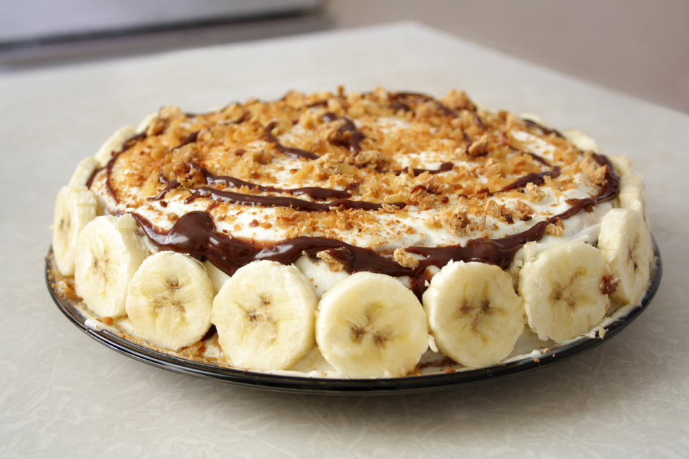 Рецепт бананового пирога для всей семьи: несложный десерт - фото №1