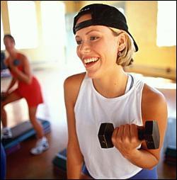 15 минут фитнеса для занятых