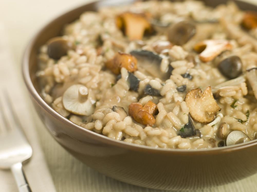 Рецепт ризотто с грибами: как приготовить по-настоящему вкусное блюдо - фото №1