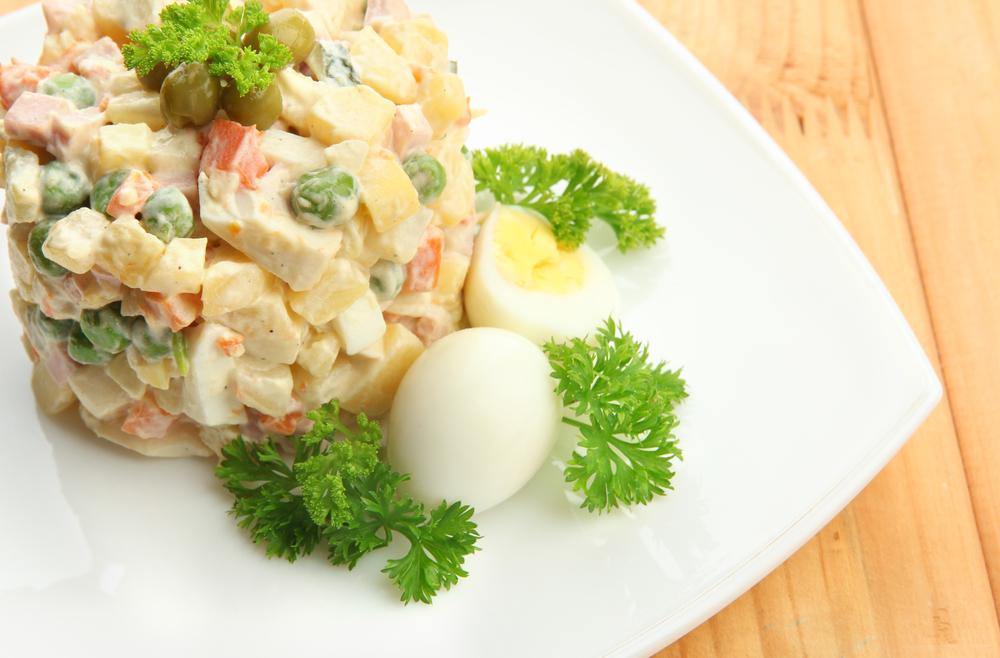 вкусный рецепт салата оливье отзывы