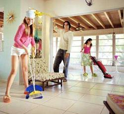 Дебаты вокруг семейных обязанностей