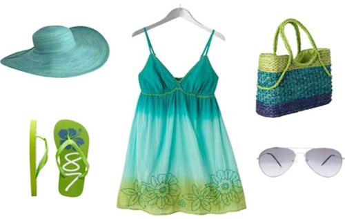 для пляжа Пляжные платья и сарафаны.