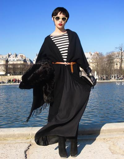 Неделя высокой моды в Париже глазами нескольких фотографов.