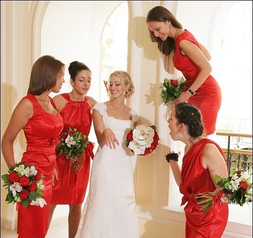 Что должно быть у дружки на свадьбе