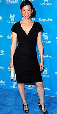 Сексуальное черное платье игривой Mendes A
