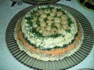 5 вкусных и оригинальных салатов к Пасхе!