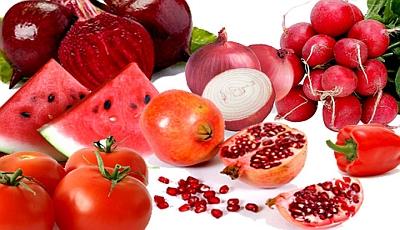 Красная еда защитит от рака