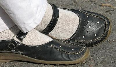 Не жалейте старую обувь!
