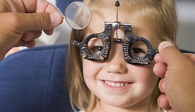 Как бороться с детской близорукостью?
