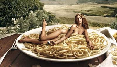 Худеем по-новому: макаронная диета