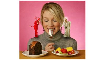 Какие проблемы мы «заедаем» калорийной пищей?