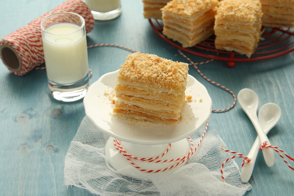 Рецепт торта «Наполеон», который точно получится приготовить - фото №1