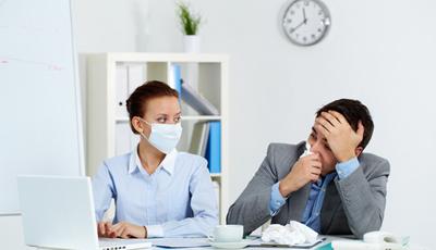 Доказано: стресс заразен так же, как и зевота
