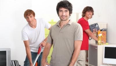 Как сделать так, чтобы мужчина помогал по дому