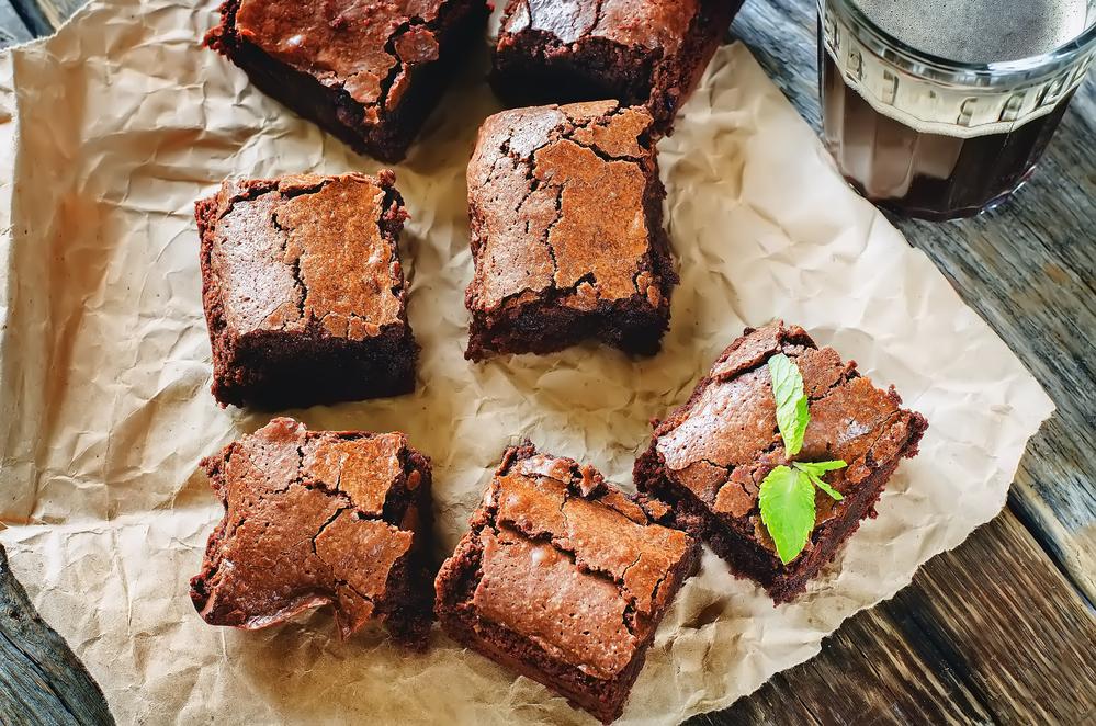 Рецепт брауни: как можно легко приготовить великолепный шоколадный десерт - фото №1