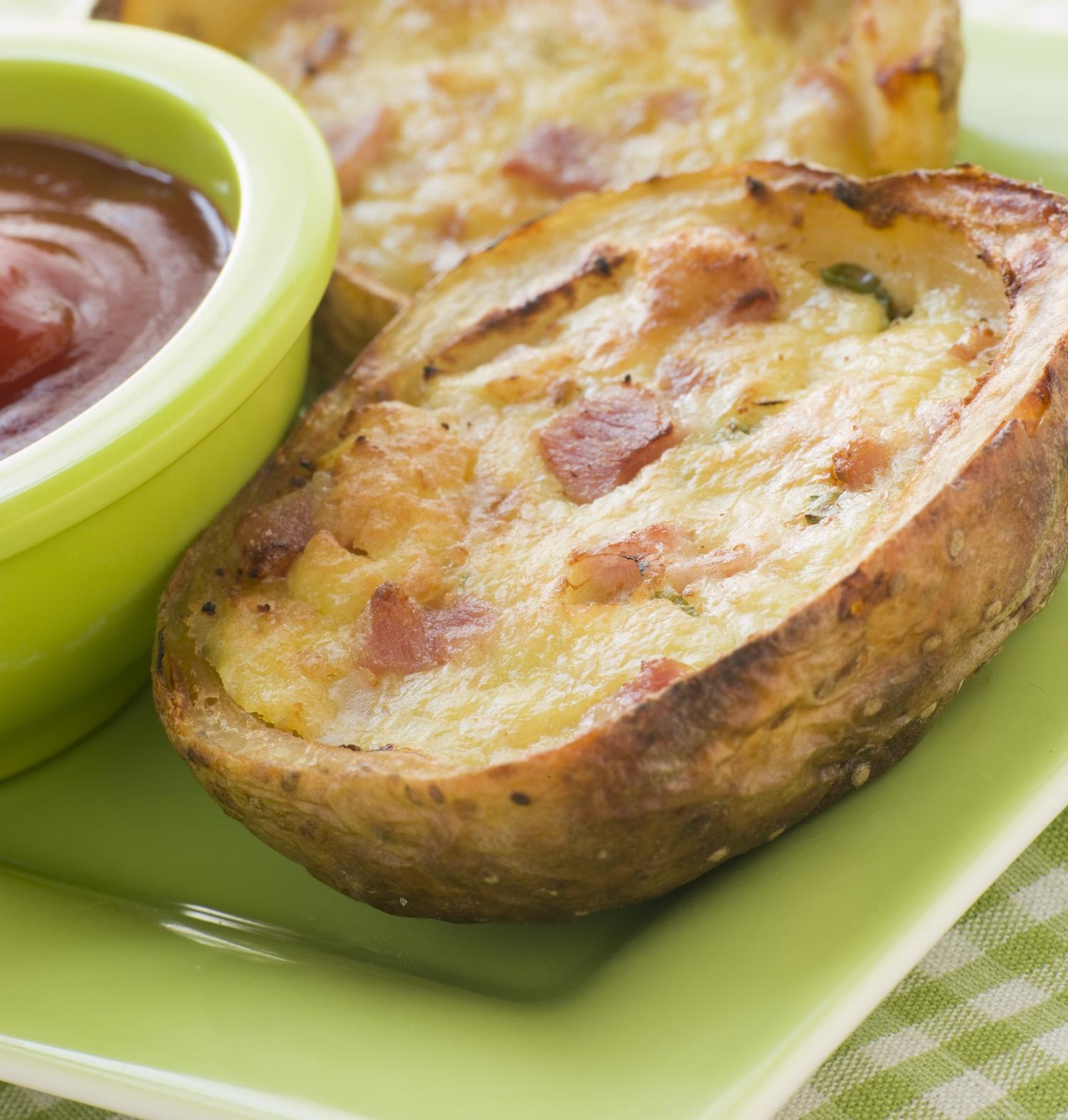 Фаршированный картофель: блюдо, от которого невозможно отказаться - фото №1