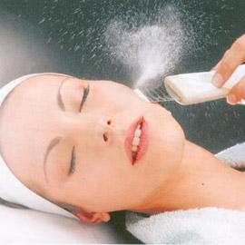Ультразвуковой пилинг – шлифуем кожу после зимы