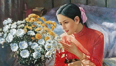 Рецепт долголетия - роса хризантем