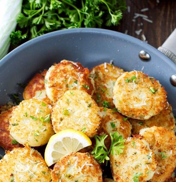 рецепты мясной и картофелямый котлеты