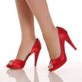 Как болеют ножки из-за  высоких каблуков