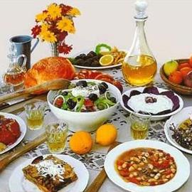 Греческая диета: вкусно и полезно