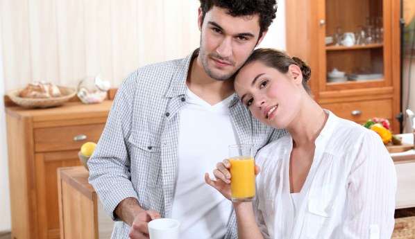 Как приготовить бодрящий утренний напиток?