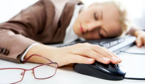 Женский трудоголизм ведет к ожирению