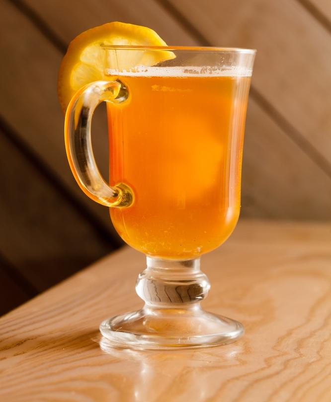 Имбирно-апельсиновый напиток: рецепт защитит вас простуды и холода - фото №1