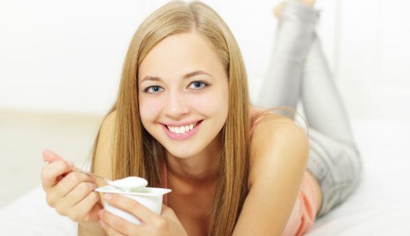 Йогурт помогает нормализовать давление