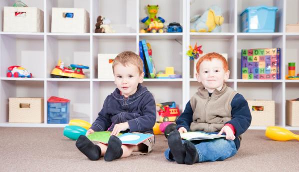 Как научить детей уживаться в одной комнате