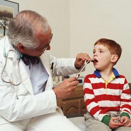 Детские простудные заболевания:  как избежать?