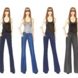джинсы мужские jake jones