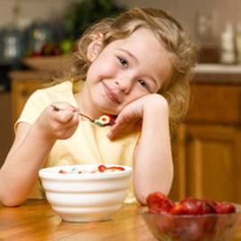 Хороший аппетит – здоровый ребенок!
