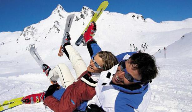 Зимние виды спорта и их польза