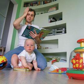 Хочу, чтобы муж стал хорошим отцом! Уроки для мам по воспитанию пап