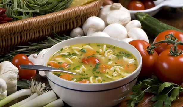 Суповые диеты для быстрого похудения