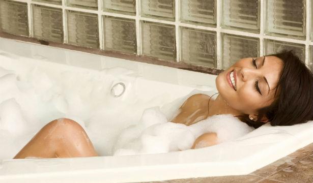Как приготовить пену для ванны?
