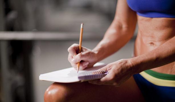 Роль дневника в фитнес-тренировках
