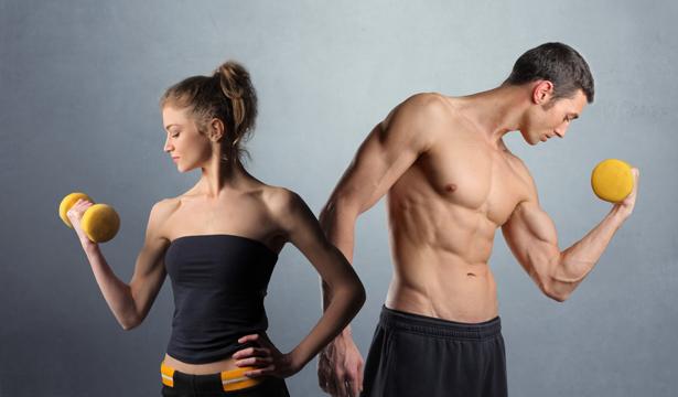 Три главных правила фитнеса для женщин