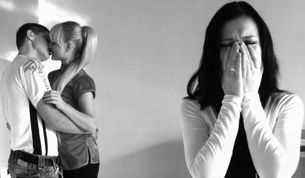 Как заставить мужа бросить любовницу