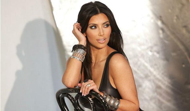 Ким Кардашьян продаст фото дочери за $2 млн